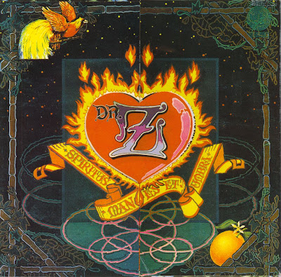 Dr. Z ~ 1971 ~ Three Parts To My Soul
