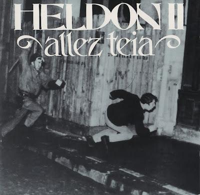 Heldon ~ 1975 ~ Allez Teia