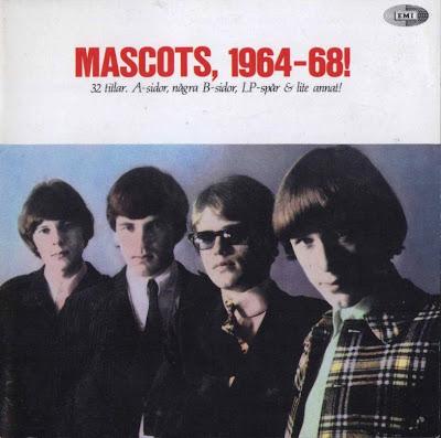 beat: Mascots ~ 1992 ~ Mascots, 1964-68!