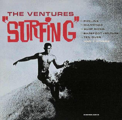 the Ventures ~ 1963c ~ Surfing