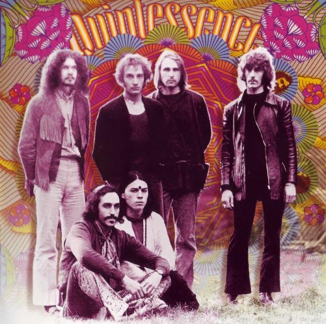 Quintessence ~ 1971 ~ Dive Deep inner