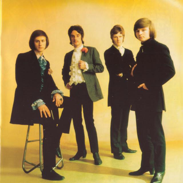 Kaleidoscope ~ 1969 ~ Faintly Blowing inside