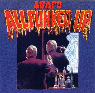 Snafu - 1975 - All Funked Up