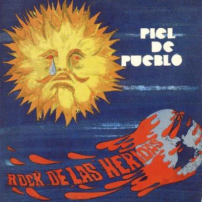 Piel De Pueblo - 1972 - Rock De Las Heridas