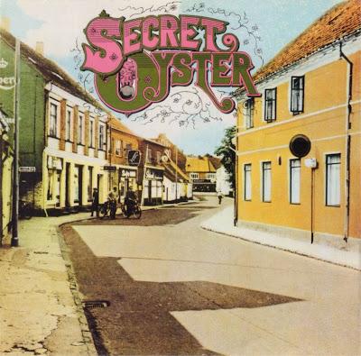 Secret Oyster - 1973 - Secret Oyster