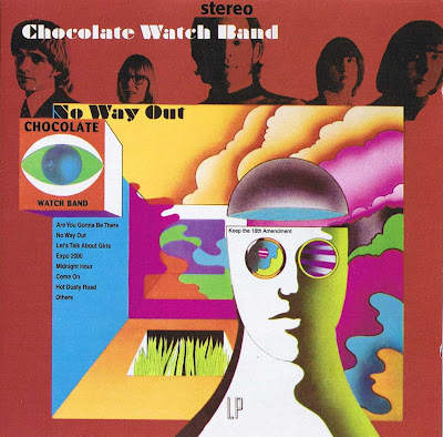 Chocolate Watchband - 1967 - No Way Out