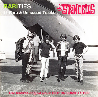 the Standells - 1967 - Riot On Sunset Strip (soundtrack) + 1993 - Rarities