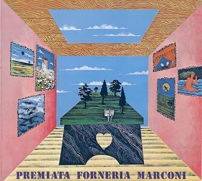 Premiata Forneria Marconi ~ 1972 ~ Per Un Amico