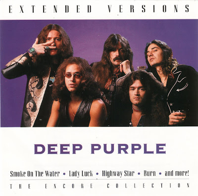 Deep Purple - 2000 - Extended Versions: The Encore Collection