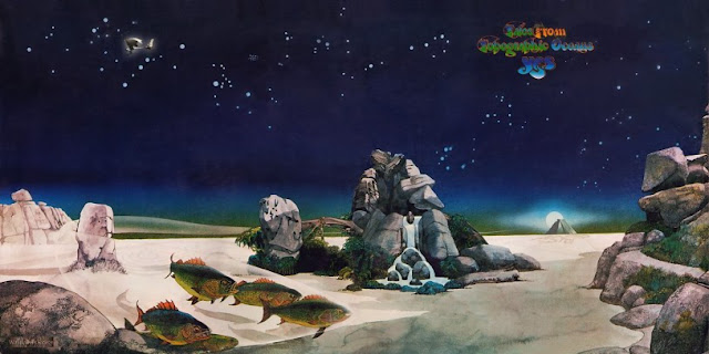 Yes - 1973 - Tales From Topographic Oceans