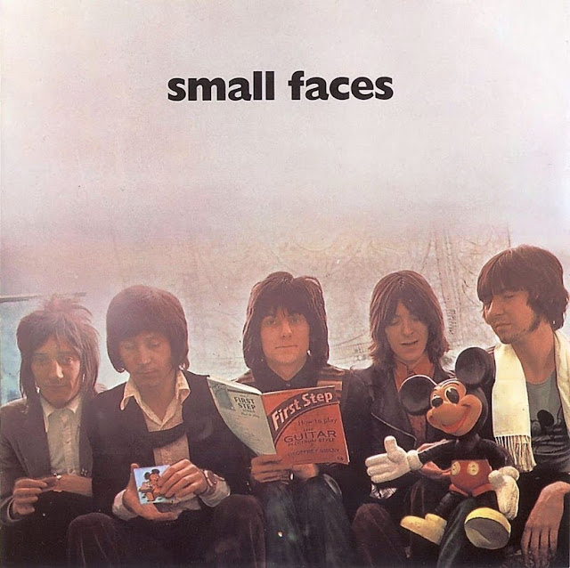 the Small Faces - 1970 - First Step