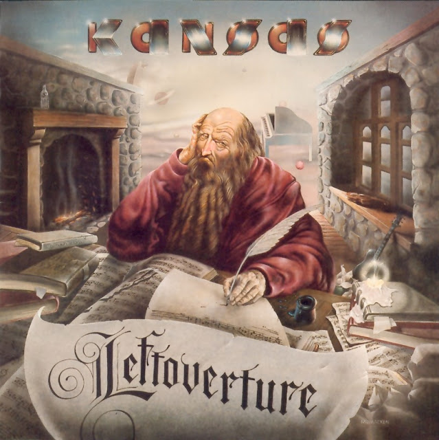 Kansas - 1976 - Leftoverture