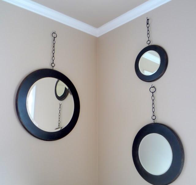 Crafty Sisters Ballard Designs Round Mirror Copycat