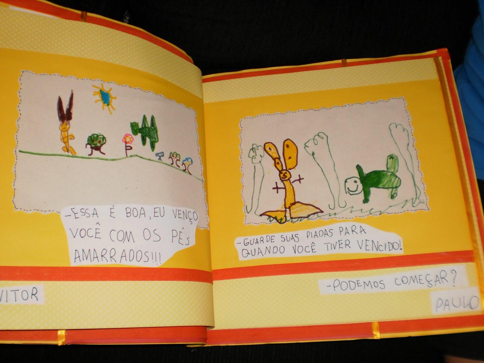 Projeto dia nacional do livro infantil para educação infantil