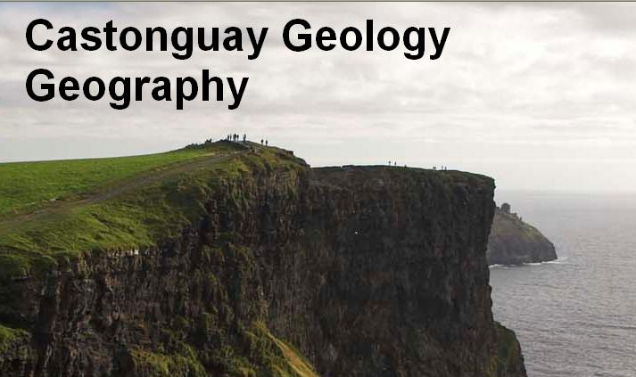 Liens vers Castonguay Geology - Geography