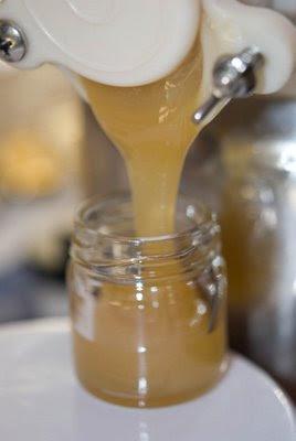 Honungstappning
