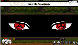 Cheat Ninja Saga Secret: Amaretasu