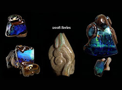Opal Scupltures