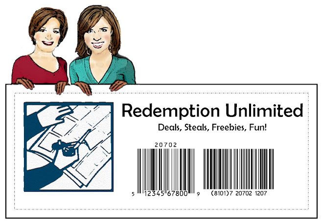 Redemption Unlimited - Steals, Deals, Freebies, Fun! (Coupon Matchups, Coupon Codes)