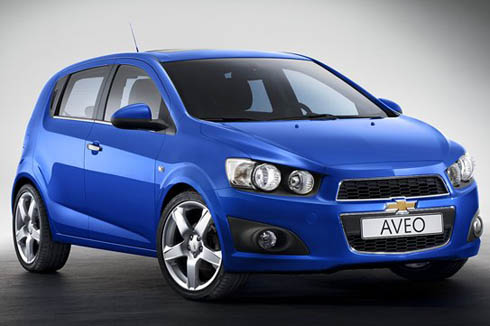 New Chevrolet Aveo in India : Specifications & Price Review