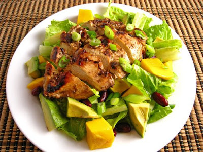 chipotle chicken salad recipe