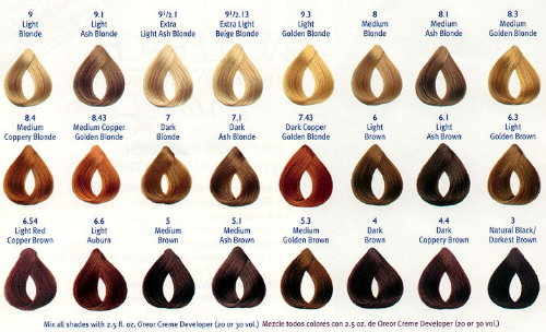 Loreal Hair Color  Reviews Amp Shades Chart  Today24News