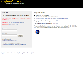 Maybank Internet Banking - User Guide for Singapore