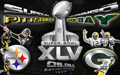 Super Bowl 2011 Date, Time & Events