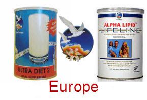 Alpha Lipid Lifeline Slim Diet Ii Members And Distributors In Europe