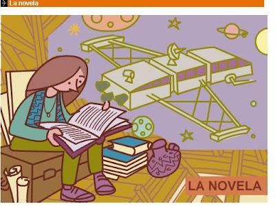 LA NOVELA Y SUS CARACTERÍSTICAS | Blog de aula. Comunicación 1