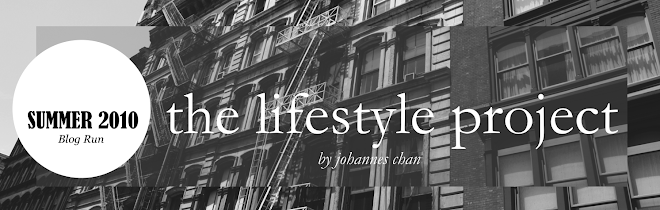 THE LIFE$TYLE PROJECT