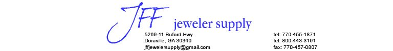 JFF Jeweler Supply