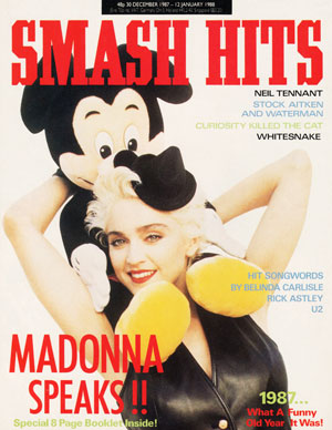 The red black and grey a 1980s fan smash hits and for 1988 hit songs