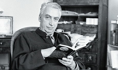Roland Barthes in 1979. Photograph: Fabian Cevallos/Corbis