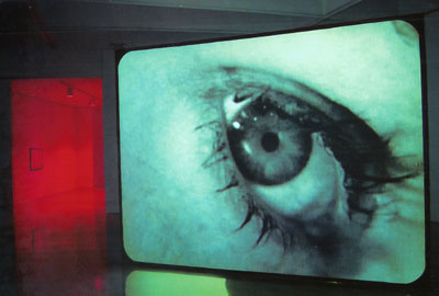 Douglas Gordon's '24 Hour Psycho' (1993)