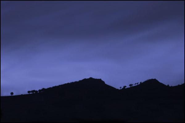 Alexandru Axon, 'Night Hills'