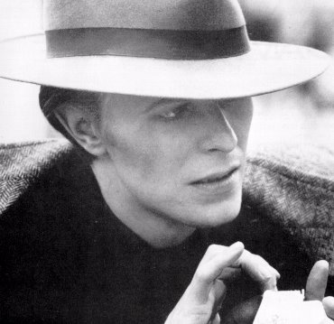 David Bowie in 'The Man Who Fell to Earth'