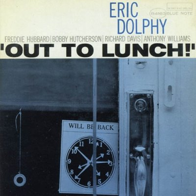 Eric Dolphy, 'Out to Lunch'