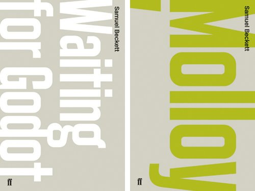 Faber and Faber's new editions of 'Waiting for Godot' and 'Molloy'