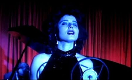 Isabella Rossellini  David Lynch's Blue Velvet (1986)