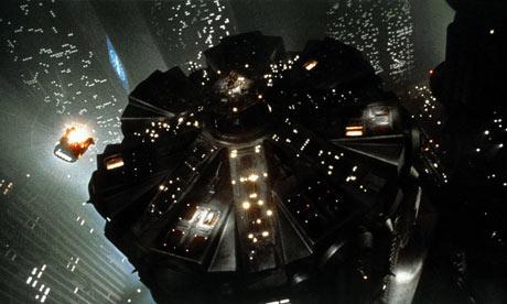 Blade Runner (1982). Photograph: Allstar/Cinetext/Warner Bros