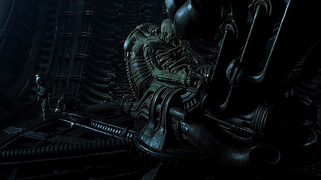 Ridley Scott's 'Alien' (1979)