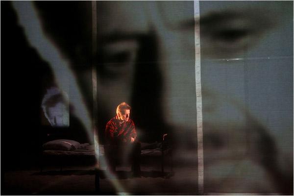 Mikhail Baryshnikov in 'Eh Joe'