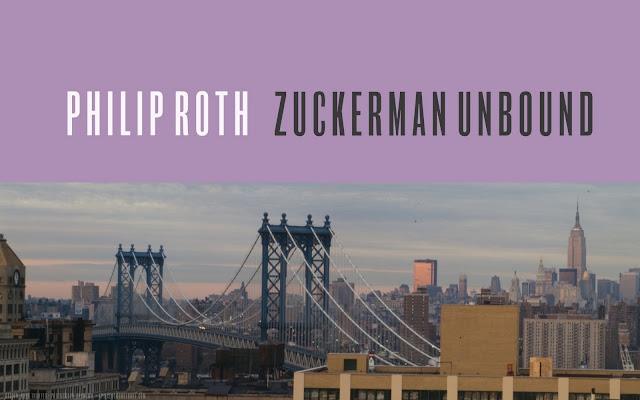 Philip Roth, 'Zuckerman Unbound' Desktop Wallpaper.