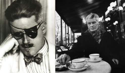 Samuel beckett essay on james joyce