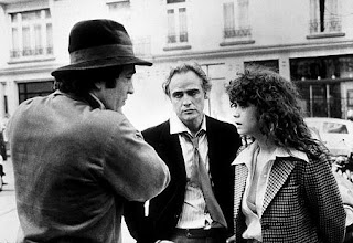 Bertolucci, Brando y Schneider