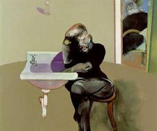 Francis Bacon, Autorretrato