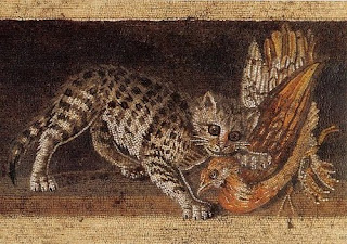 Mosaico de Pompeya