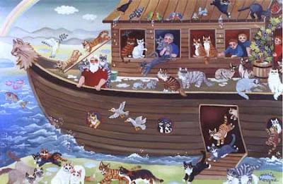 El arca de los gatos