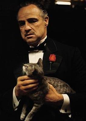 Don Corleone en El Padrino
